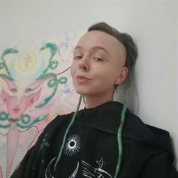 Mladá výtvarnice vystaví obrazy inspirované GK